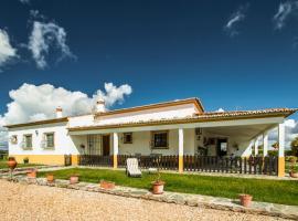 Ribeira De Mures Al, Juromenha (San Jorge yakınında)
