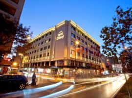 30 best istanbul hotels turkey from 18 for Hotels in istanbul laleli area