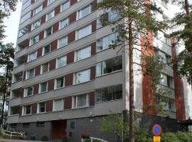 One-bedroom apartment for three with great views to the lake Vesijärvi. (ID 2431), Лахти (рядом с городом Orimattila)