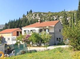 Apartment Slano 8547a, Slano (Zavala yakınında)