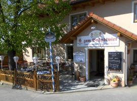 Zum Bründlwirt, Vilshofen an der Donau (Galgweis yakınında)