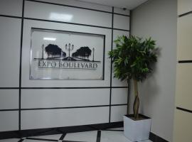 Expo Boulevard App