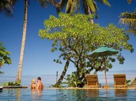 Beqa Lagoon Resort, Beqa Island (рядом с городом Пасифик-Харбор)