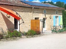 LOCATIONS RIVES DE SEUGNE - Claveau, Жонзак (рядом с городом Ozillac)