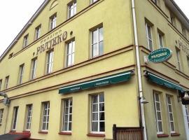 Hotel Prajzko, Hronov
