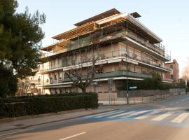 Alcione Lido Beach Front Apartment