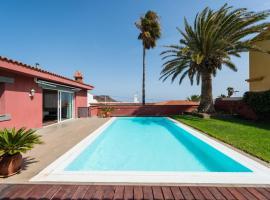 Villa Heated Pool - Gran Canaria, Telde (Ojos de Garza yakınında)