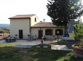 Villa Principe di Poggiosecco, Grassina