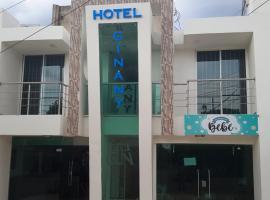 Hotel Ginany, Fonseca (San Juan del Cesar yakınında)