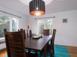 AWESOME & BIG 4Bedroom HOUSE! 2.5fullBath+3Parking, Brookline