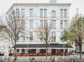 Hotel Pilar, Anvers (Zwijndrecht yakınında)