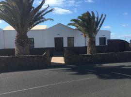 Casa Fenix, Tinajo