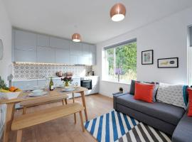 Crisp, Contemporary Apartment, Бат (рядом с городом Bathford)