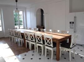 Gite Villa Blanche, Boissy-sous-Saint-Yon