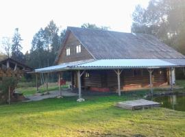 Huntingbox, Purila (Lau yakınında)