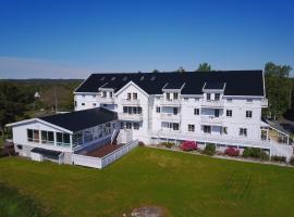 Arendal Herregaard Spa & Resort, Færvik