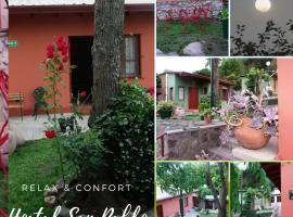 Hostal San Pablo, Yala (Reyes yakınında)