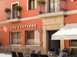 Los Cantaros