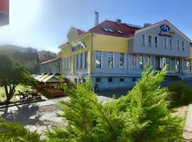 Motel M, Vlasenica