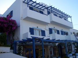 Pelagia Beach Studios, Агия-Пелагия (о.Китира) (рядом с городом Platia Ammos)