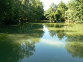 gîte de la maison de l'étang, Sampigny (рядом с городом Ménil-la-Horgne)