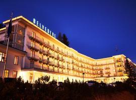 Steigenberger Grandhotel Belvedere, Davos