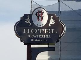 Hotel Santa Caterina, Fisciano (Berdekatan Calvanico)