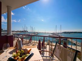 Hotel Nautica, Novigrad Istria
