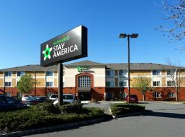 Extended Stay America - Piscataway - Rutgers University, Randolphville (in de buurt van Piscataway)