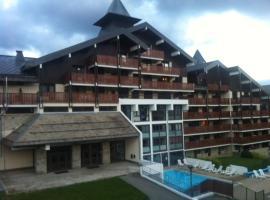 Terrasses Du Mont Blanc