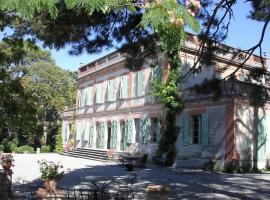 Chambres d'Hôtes d'Arquier, Vigoulet-Auzil (рядом с городом Vernet)