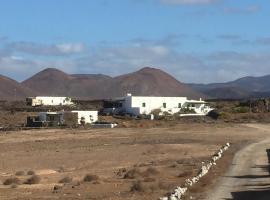 Finca La Hoya, Yaiza (El Golfo yakınında)