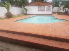 Zemics Lodge Ndola Road
