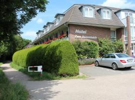 Hotel zum Rosenteich