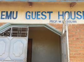 Ulemu Guesthouse, Katoto