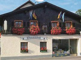 "Landgasthof ""Altes Haus"""