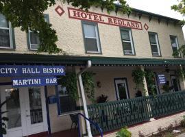 Hotel Redland, Homestead