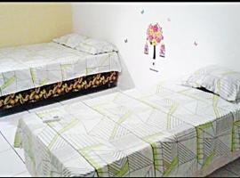 Dormitório CPA, Cuiabá (Coxipó do Ouro yakınında)