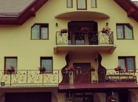 Casa Paty, Mănăstirea Humorului