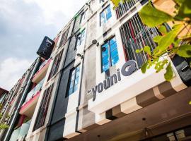 the youniQ Hotel, Kuala Lumpur International Airport, Sepang
