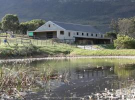 Shabach Farm, Hartebeesrivier (in de buurt van Caledon)
