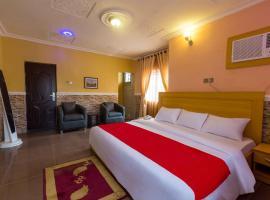 Berbera Palace Royale, Абуджа