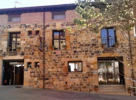 Hotel Rural LA CASA DEL DIEZMO, Buitrago (Matute de la Sierra yakınında)
