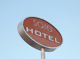 Sare Hotel, Гюзельчамли