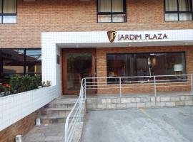 Jardim Plaza Hotel, Belo Jardim (Santa Teresa yakınında)