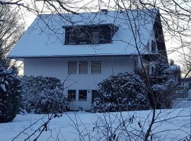 Knus, Gezellig en Comfortable Appartement (243,244,245), Winterberg (Elkeringhausen yakınında)