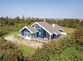 Four-Bedroom Holiday Home in Lokken