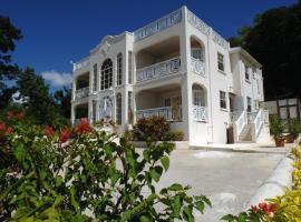 Mullins Seaview Villas, Saint Peter (Farm Road yakınında)