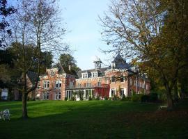 Chateau De Hodbomont, Theux (La Haye yakınında)