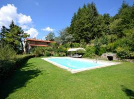 Villa Magnolia, Cortona